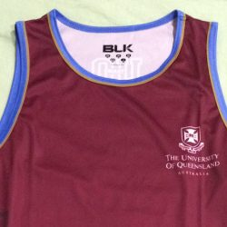 UQ Athletics Club Singlet