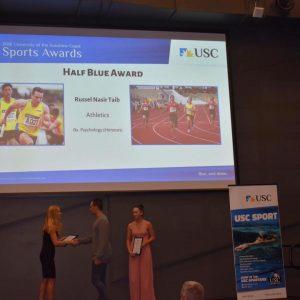 USC 2018 Sports awards November 2018