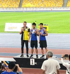 1ST MALAYSIAN OPEN GRAND PRIX 2019