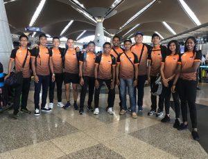 Team Malaysia July 2019