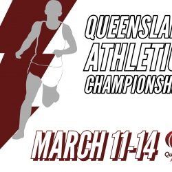 Queensland athletic champs